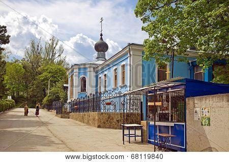 Toplovsky Holy Paraskeevsky Convent