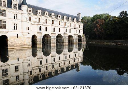 Chateau de Chenonceau, Loire Valley