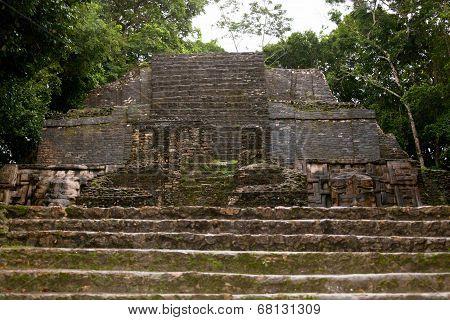 Olmec Mask Temple