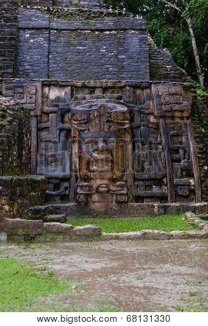 Lamanai Mask Temple