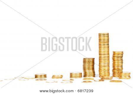 Gold chinks