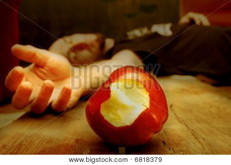 Killed By An Apple