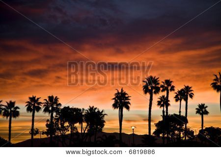Sunrise In  Coronado