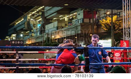 Thai Boxing Fight Night