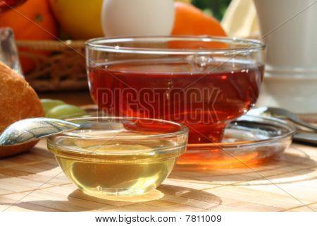 Breakfast With Honey.