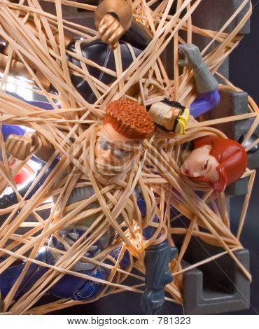 Toys in Bondage: Ivory Tower7
