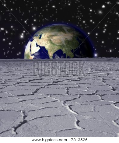 Ascensão da terra