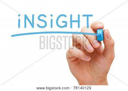 Insight Blue Marker