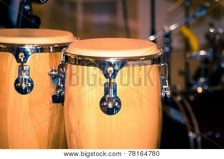 Fragment Bongos An Instrument For Percussionists And Musicians