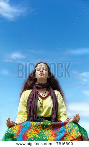 Hippie Yoga