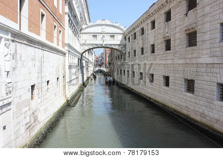 The Bridge Of Sighs