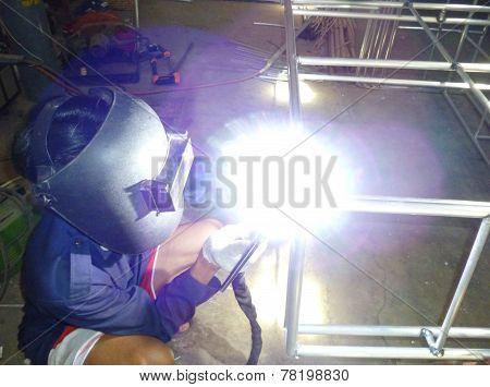 welder activity`.