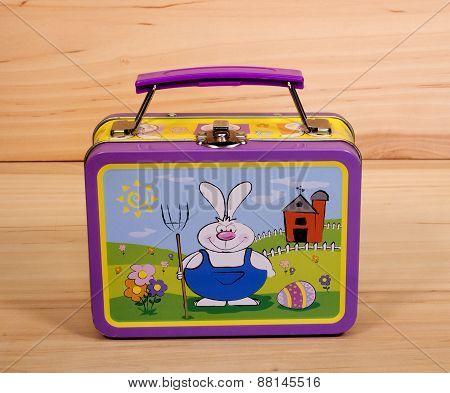 Rabbit Lunch Box