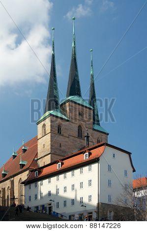 St. Severus' Church, Erfurt, Germany