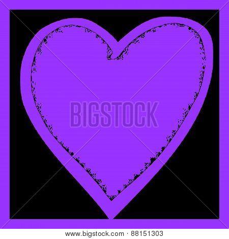 Purple Heart Illustration 1