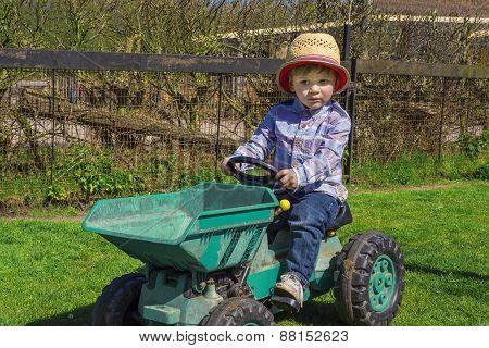 Cute Farm Boy
