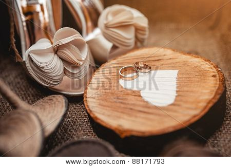Shoes And Rings