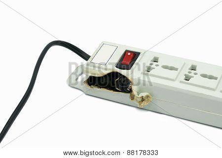 Meltdown And Burn Power Bar Plug