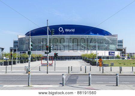 O2 World (arena) - Event Hall - Berlin (de)