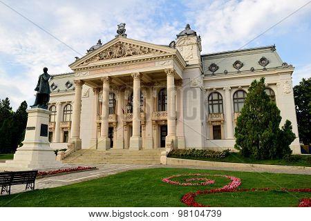 National Theater Iasi, Romania
