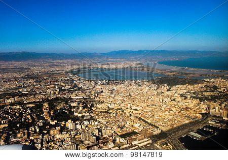 Cagliari From Heaven