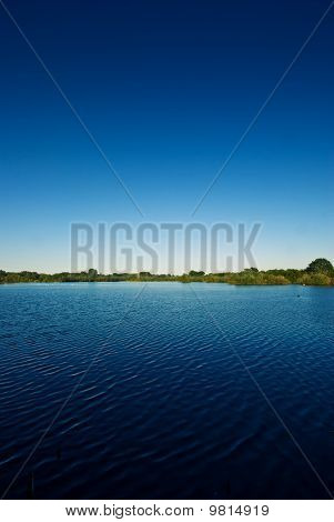 See und Blue sky