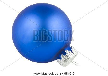 Blue Ornament Alpha