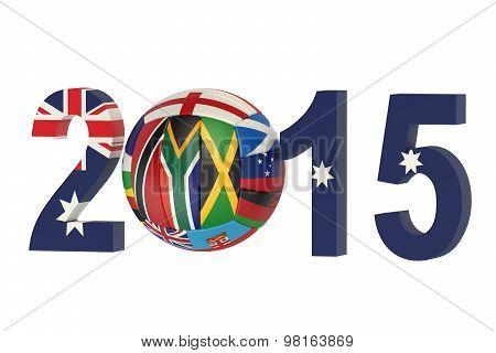 Netball Championship 2015 Australia Concept