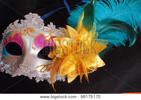 interesting Masquerade Mask