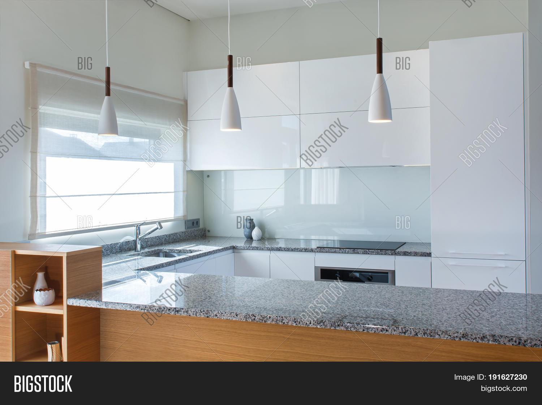 Modern Kitchen Design Image & Photo (Free Trial) | Bigstock