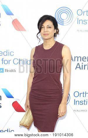 LOS ANGELES - JUN 10: Anna Khaja at the 2017 Stand For Kids Annual Gala Benefiting Orthopedic Institute For Children at The MacArthur on June 10, 2017 in Los Angeles, California