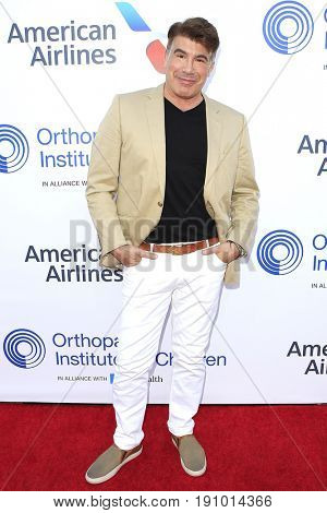 LOS ANGELES - JUN 10: Bryan Batt at the 2017 Stand For Kids Annual Gala Benefiting Orthopedic Institute For Children at The MacArthur on June 10, 2017 in Los Angeles, California