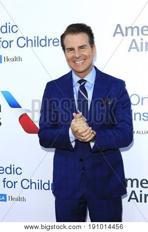 LOS ANGELES - JUN 10: Vincent De Paul at the 2017 Stand For Kids Annual Gala Benefiting Orthopedic Institute For Children at The MacArthur on June 10, 2017 in Los Angeles, California