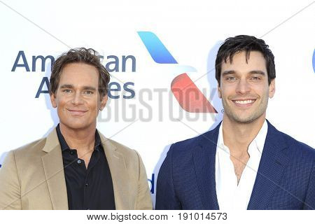 LOS ANGELES - JUN 10: Phillip Keene, Daniel di Tomasso at the 2017 Stand For Kids Annual Gala Benefiting Orthopedic Institute For Children at The MacArthur on June 10, 2017 in Los Angeles, California
