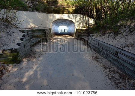 Tunnel Park Holland - This photo was taken in Holland Michigan