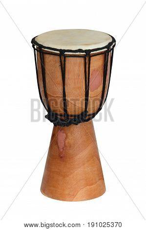 image of bongo bongo isolated on white background