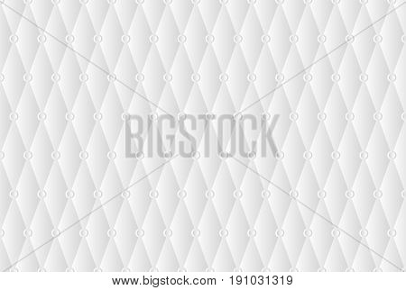 vector abstract white grey upholstery, illustration background