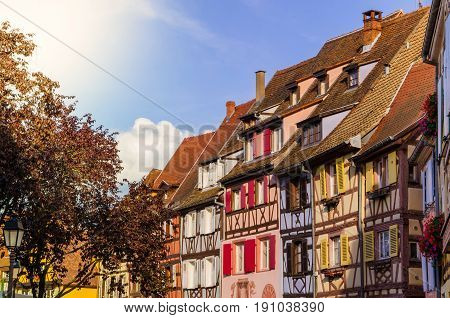 View Of Colmar