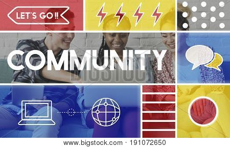 Community Connection Network Social Unity