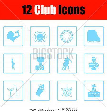 Club Icon Set