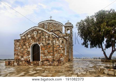 Church Of Ayios Ilias.