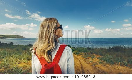 Travel Adventure Commuter Destination Tourist Browsing Concept