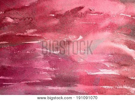 Abstract watercolor painted background paint art design texture