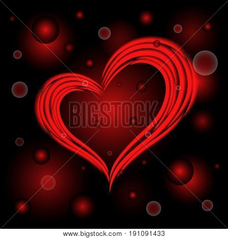 Red Heart The Symbol Of Love