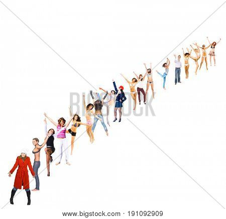 Long Line Idea for Waiting