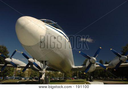 Turbofan Plane
