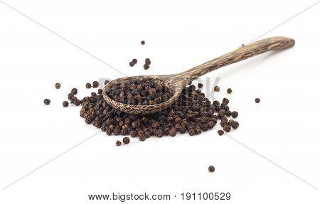 Dry Black Pepper