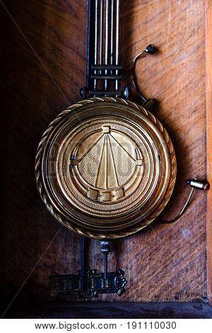 Old Wall Clock