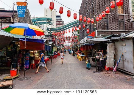 Petaling Street, Kuala Lumpur, Malaysia