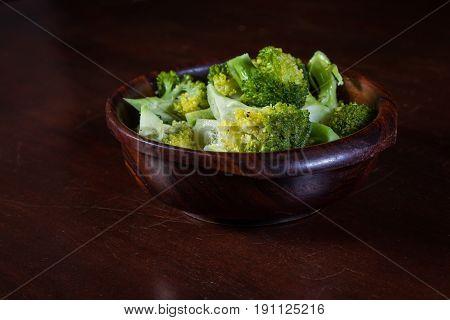 Healthy Serving Of Broccoli
